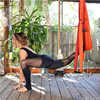 Net Yarn Splicing Color Legging 2