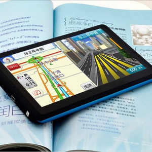 New 5 inch HD Car GPS Navigati
