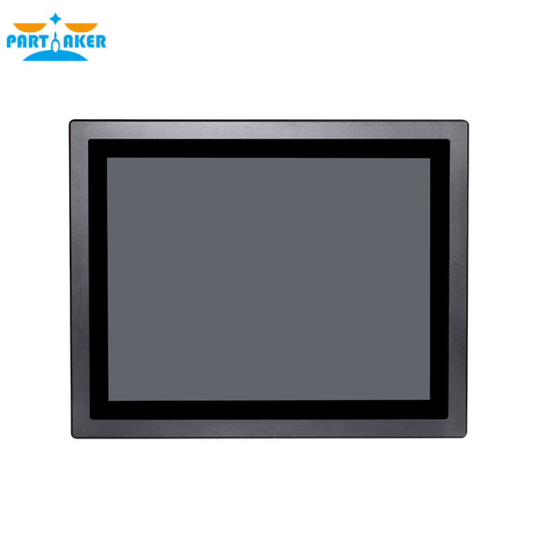 Z11 15 Inch LED IP65 Industrial Touch Panel PC With 10 Points Capacitive Touch Screen Intel Celeron J1800 4G RAM 64G SSD