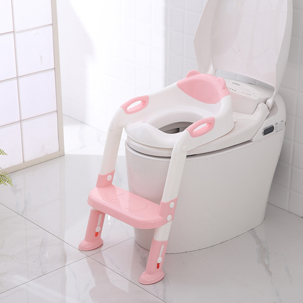 Comfort Convenience Baby Child Potty Toilet Trainer Seat