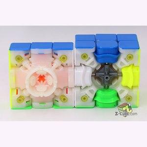 Image 4 - Cubo mágico rompecabezas Dayan 3x3x3 333 cubo v8 magnético TengYun M champion competición profesional twist wisdom juguetes de club juego de regalo