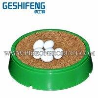 Оптовая продажа Пластиковых Животных Клетки Голубь Яйцо Инкубации Гнездо