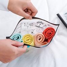 50PCS / LOT Cosmetic Bags Transparent Toothbrush Travel PVC Make Up Waterproof  Women Men Makeup Case Toiletry Bag