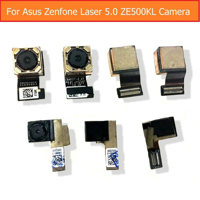 Retail 100% Genuine Rear Camera For Asus Zenfone 2 Laser 5.0