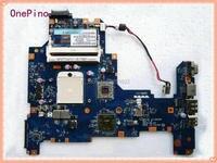 LA 6053P FOR TOSHIBA Satellite L670D L675D NOTEBOOK K000103980 MOTHERBOARD NALAE LA 6053P 100% tested