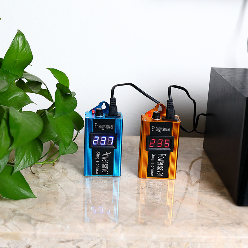 lowest price energy saver special made for customer Electricity Saver Energy Saving Box Device