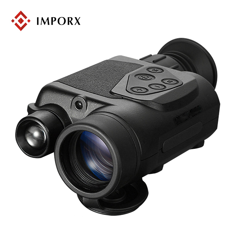 High Quality Outdoor 6 x 32 Infrared Night Vision Scope Camera Digital Telescope High Magnification Hunting Monocular Camera цена