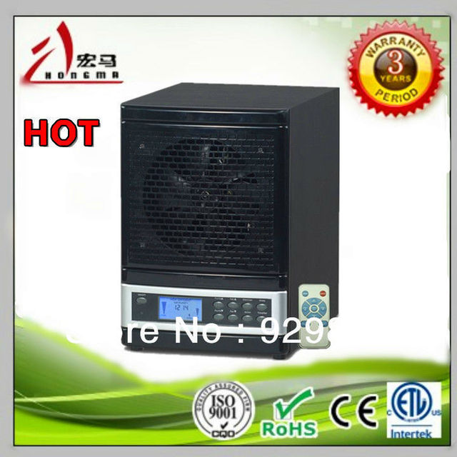 Portable ozone air purifier ionizer/Home air cleaner /HEPA air purifier