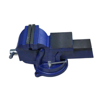 4inch Europe Series Bench Vise Bench Workshop Clamp Engineer's Vice Heavy Duty Type