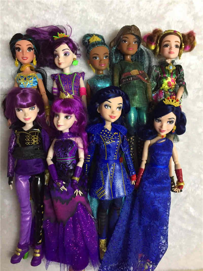 11 Original Descendants Doll Action Figure Doll Maleficent