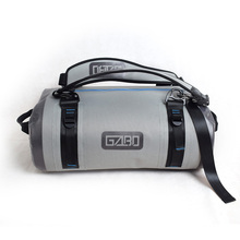 GZLBO  40L Popular TPU Airtight 3 different size waterproof bag Storm Gray travel bag Waterproof Submersible Duffel Bag