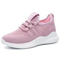 Female Sneakers 2019 Tennis Shoes for Women Comfort Air Mesh Platform Women's gym Shoes Tenis Feminino Zapatillas Mujer femme