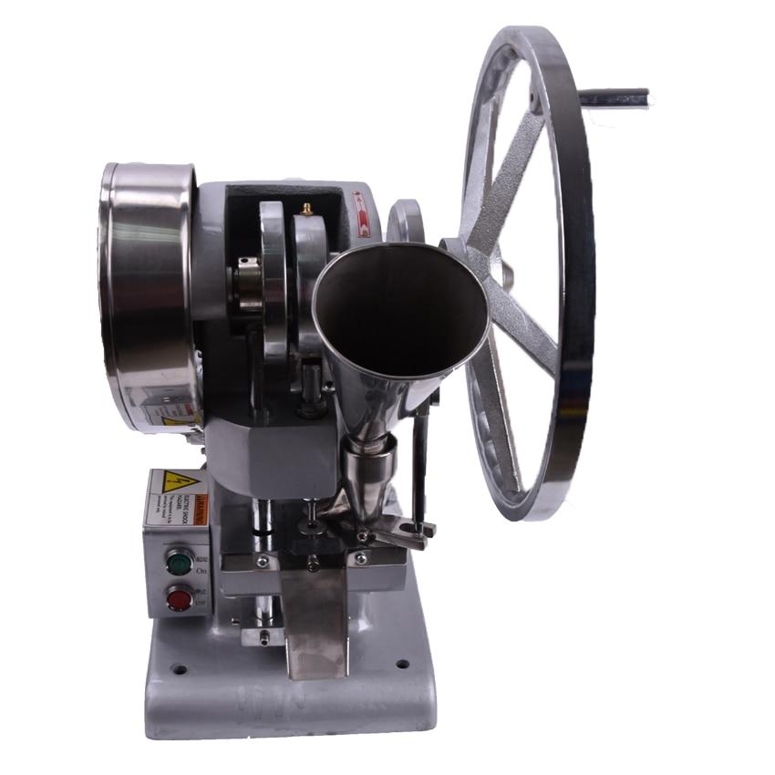 Vieno punkto tablečių presavimo mašina TDP-1.5 tablečių presavimo mašina / tablečių gaminimas / LENTELIŲ SPAUSDINIMAS su pelėsiais (palaikymas pritaikomas)