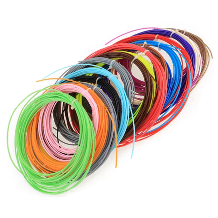 Aliexpress.com : Buy 20 Roll/pack ABS Print Filament 1