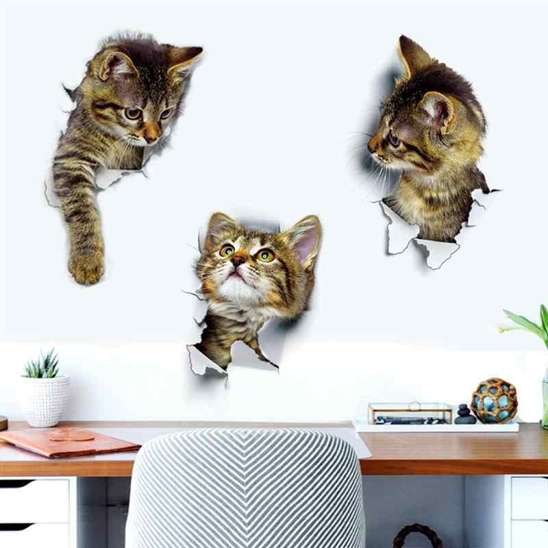 3d наклейки для туалета с изображением животных из мультфильмов на сиденье
