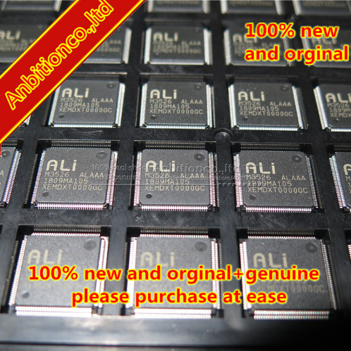 1pcs 100% New And Orginal Free Shipping M3526-ALAAA LQFP M3526-ALAA In Stock