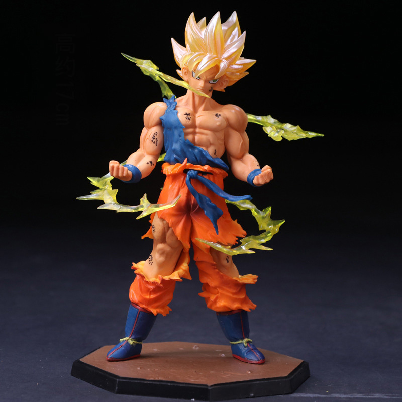 17CM Anime Figure <font><b>Dragon</b></font> <font><b>Ball</b></font> <font><b>Figuarts</b></font> <font><b>Zero</b></font> PVC Action figure Model Collection Doll Toy Gifts for Adult Boys image