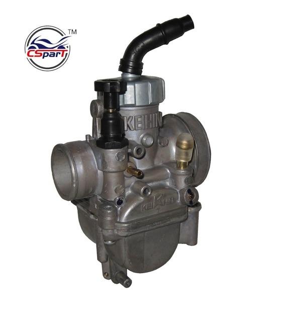 PE24 PE 24mm carburetor carb Hand Chock For Keihin Dax KSR MSX Grom CRF Monkey Xsport ATV Pitbike