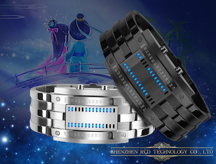 LED watch18