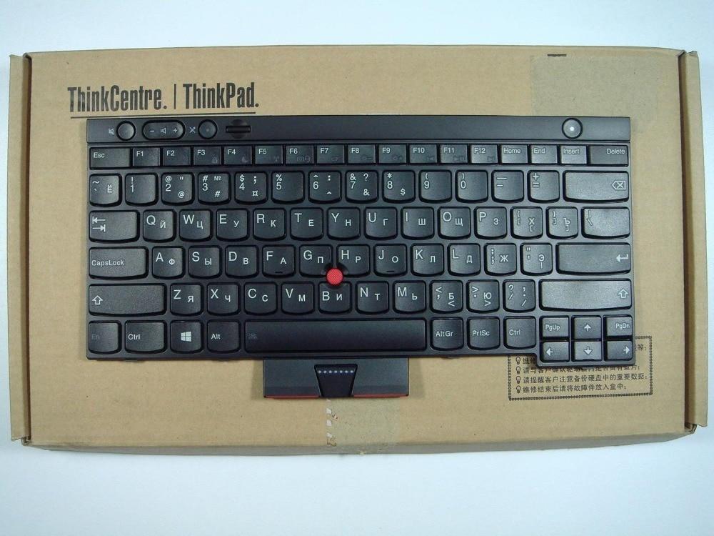 New Laptop keyboard for IBM Lenovo T530 T530i W530 CS12-84SU 04W3048 04W3123 RU  Russian layout тетрадь со сменным блоком 120 листов клетка blue 83329