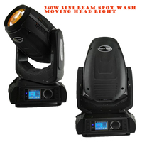 280W Sharpy Beam Spot Wash Lyre 3in1 BSW Moving Head Light Beam 280 Beam 10R Disco Nightclub Stage Light Disco Lighting
