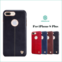 Nillkin For IPhone 8 Plus 5 5 Case Hight Quality Leather Back Case For IPhone 8