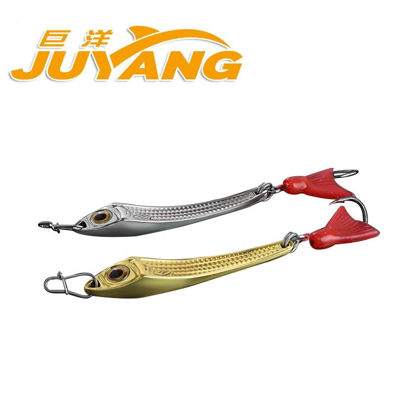 Fishing spoon lures 10g metal vib jigging lures bass carp for Spoon fishing for bass