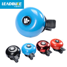 Leadbike 2017 Bicycle Handlebar Bell Steel&ABS Bike Ring Alarm Cycling Accessories Mini Signal Horns Free shipping Hot Sales