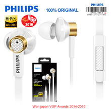 Philips оригинальный Tx2 нанимает наушников высокого разрешения HIFI лихорадка наушники Функция шумоподавления наушники для мобильного телефона xiaomi