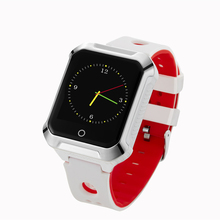 A3R GPS WIFI Smart Watch Blood Pressure Heart Rate Monitor Watches SOS Safety Call Tracker Anti-Lost for Kids Elderly