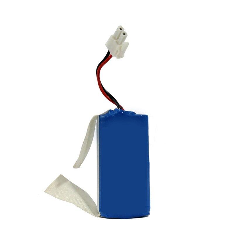 14.8 V 2800 mAh robot Aspirapolvere Batteria di ricambio per chuwi ilife v7 V7S Pro Robotic Sweeper Alta qualità