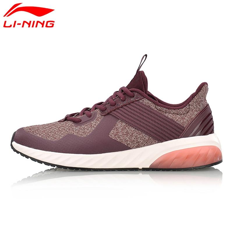 Li-Ning 2017Q4 NEW Women LN Gelato Classic Walking Shoes Breathable Cushion LiNing Sports Shoes Sneakers AGCM058 SONF17