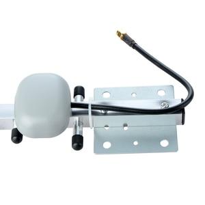 Image 4 - WiFi Antenna RP SMA 2.4GHz 25dBi Directional Outdoor Wireless Yagi Antenna WiFi Outdoor New