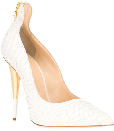 White and Gold Heels Promotion-Shop for Promotional White and Gold ...