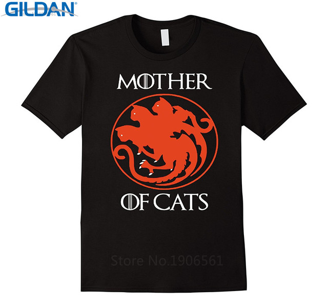 Custom Shirt Design Crew Neck Men Best Friend Mother Of Cats ...