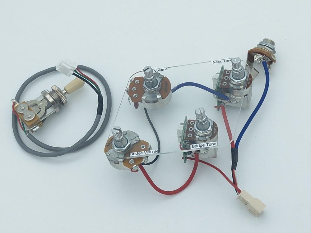 guitar pickups Electric Guitar Wiring Harness pickups Wiring Harness ...