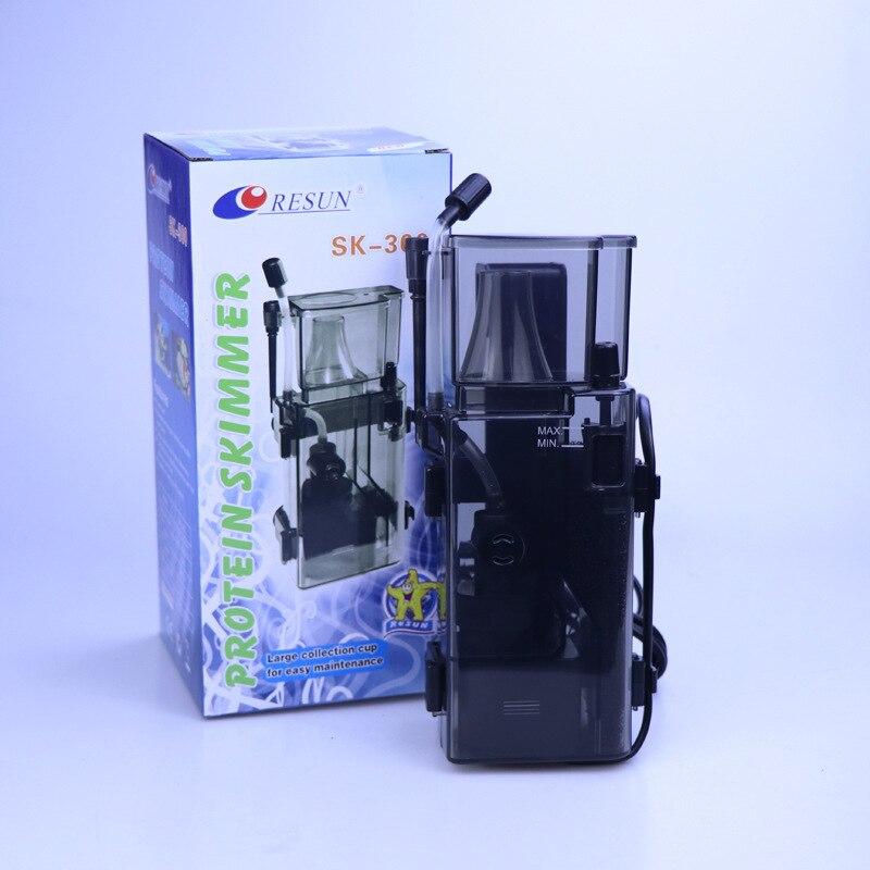 Séparateur de protéines d'aquarium séparateur de protéines enfichable Ultra-silencieux/réservoir d'eau SK-300 petit séparateur Akvaryum Malzemeleri - 4