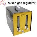 Mischen die gasregler ZR 278 kohlendioxid argon gemischt sauerstoff gasregler mischung controller 1 stück-in Maschinenzentrale aus Werkzeug bei