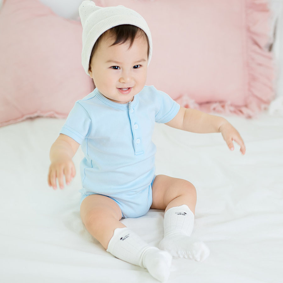 Pasgeboren mooie baby kleine engelenvleugels ontwerp Baby jongens - Babykleding - Foto 3