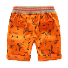 100% cotton summer shorts for boys 2-7 years