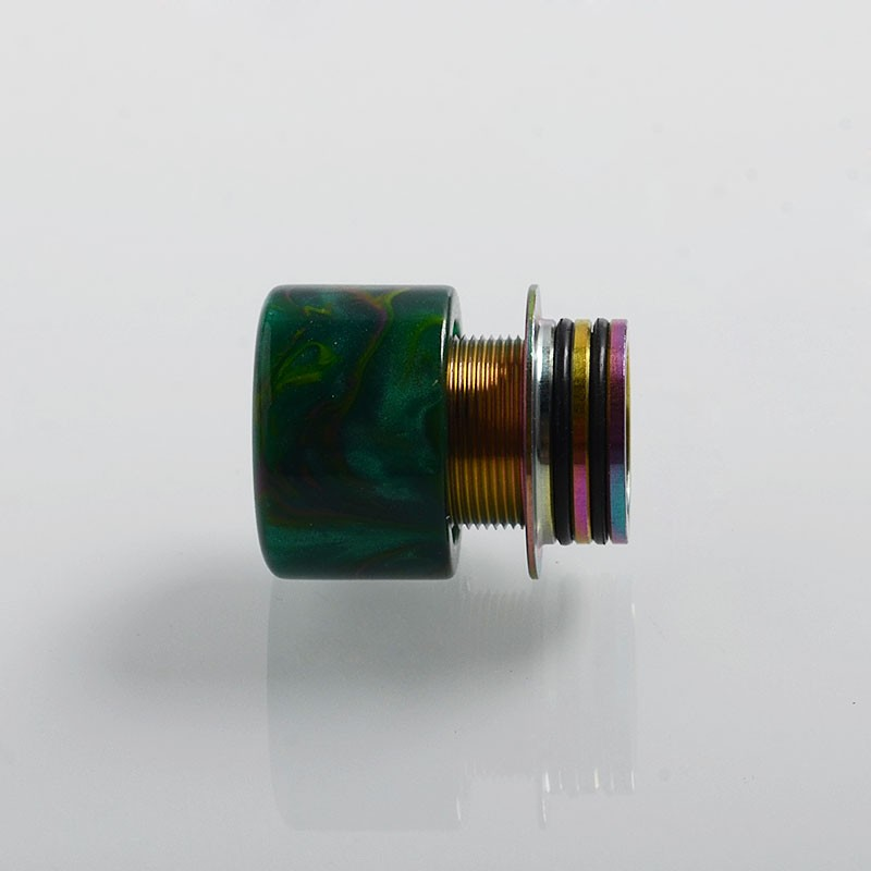 authentic-shield-cig-adjustable-810-drip-tip-for-tfv8-tfv12-tank-528-goon-kennedy-reload-rda-green-resin-11mm (4)