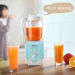 EU/AU/UK/US  220V Multifunctional Electric Juicer Household Fruit Vegetable Juicer Automatic Soy-bean Milk Maker Dry Grinder