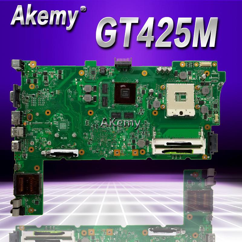 Akemy For Asus N73JN N73JQ N73JF Motherboard 60-NZXMB1100-E18 Main Board 8 Memory Rev2.0 Mainboard 100% tested okAkemy For Asus N73JN N73JQ N73JF Motherboard 60-NZXMB1100-E18 Main Board 8 Memory Rev2.0 Mainboard 100% tested ok