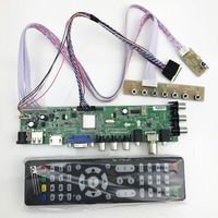 Universal Tv Board Dvb T2 Ds D3663lua Support Support DVB T2 T C Russian With Lvds