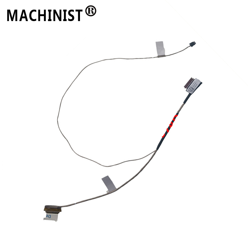Video screen Flex wire For DELL VOSTRO 5370 Inspiron 13-5370 5000 V5370 laptop LCD LED LVDS Display Ribbon cable 0D974D