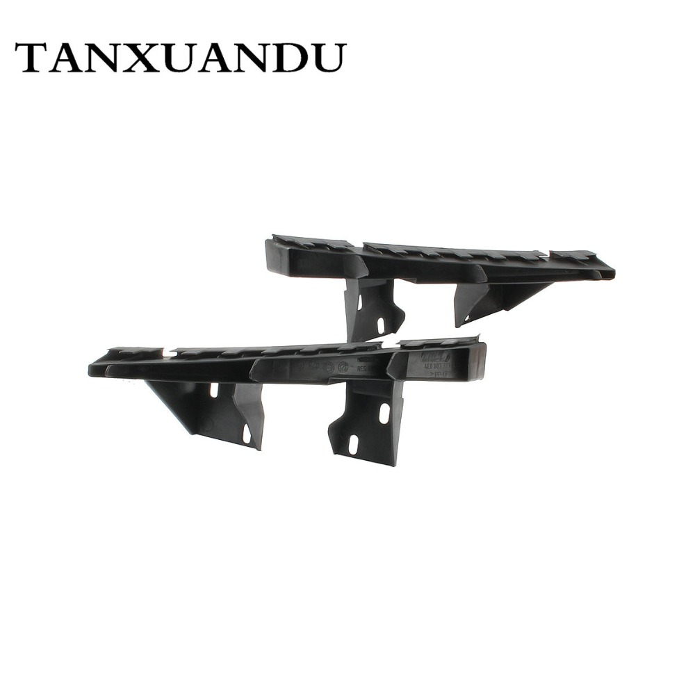 For AUDI Q7 2007-2015 Front Bumper Plastic Support Bracket Right Driver side