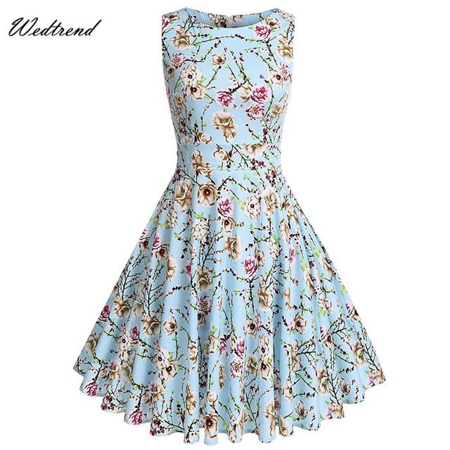 Vestido vintage barato