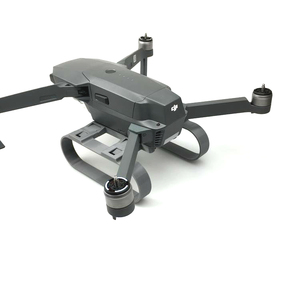 Image 5 - Extension Heightened Landing Gear RF V16 GPS Tracer Locator Holder Camera gimbal protection For DJI MAVIC pro drone Accessories