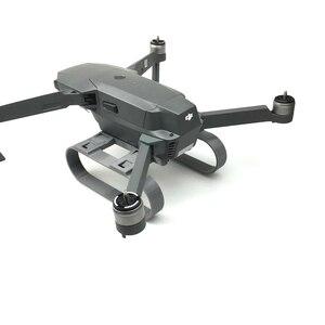 Image 5 - Mở rộng Cao Phận Hạ Cánh RF V16 GPS Tracer Người Giữ Định Vị Máy Ảnh gimbal bảo vệ Cho DJI MAVIC drone pro Phụ Kiện