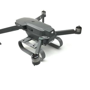 Image 5 - Verlängerung Erhöhte Fahrwerk RF V16 GPS Tracer Locator Halter Kamera gimbal schutz Für DJI MAVIC pro drone Zubehör